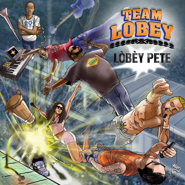 Team Lòbèy – Lòbèy Pete [kanaval 2015]
