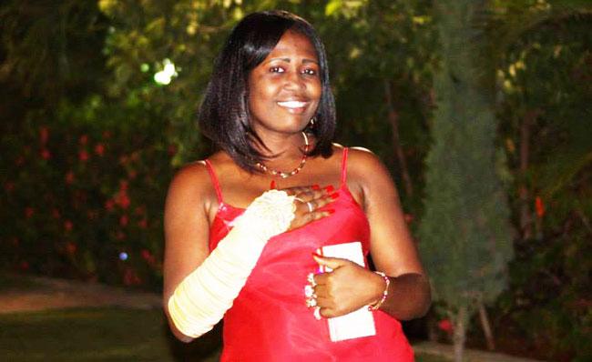 Alexandra Pierre – Ayiti : une chanson pour Haïti