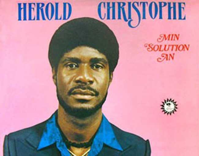 Musique Haitienne: Hérold Christophe est décédé