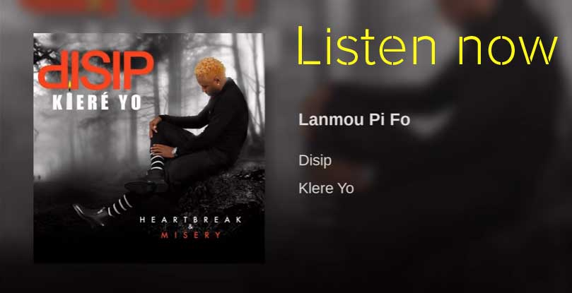 DiSip – Lanmou Pi Fò [ new song 2016 ]
